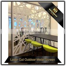 hotel restaurant decoration project aluminium interior decorative wall panel