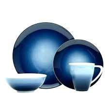 cobalt blue glass plates glass dinnerware libbey cobalt blue glass dinnerware