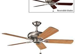 kichler lighting 300118 bentzen 52 in ceiling fan atg s