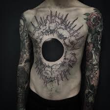 Tattoo By Pari Corbitt Paricorbitt Darkarttattoos Blackwork