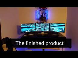 custom pc wall mounted by midnigher