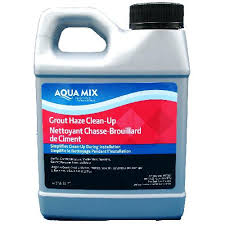 grout haze clean up cleaning off tiles