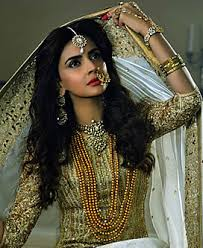 Amazing ideas indian bridal jewellery designs Bridal Hairstyles J1297 Bridal Rani Haar Necklace Set With Earrings And Nose Ring Pakistani Bridal Rani Haar Necklace Bargellocom Kundan Kundan Jewelery Indian Pakistani Bangladesh Bridal Party Wedding