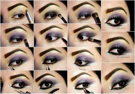 designs with oriflame makeup step by step with steps for smokey eyes