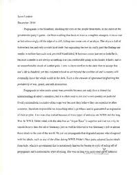 Great College Essays Examples Resume Sample Web