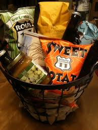 best of virginia gift basket
