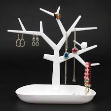 Wholesale Jewelry Display Stands Enchanting Wholesale Plastic Bird Tree Jewelry Display Bracelet Necklace Ring
