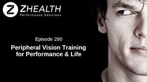 Peripheral Awareness Chart Peripheral Vision Training For Performance Life Episode