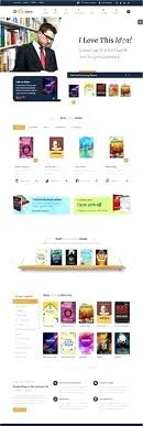 Buy Templates Online Book Store Html Template Buy Website Templates Free