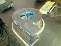 Impeller Housing Design Insulation Vacuum Homemade Commercial Blower 11 Steps