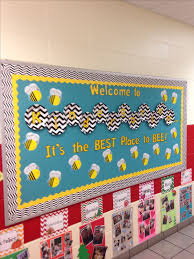 back to school kindergarten bee bulletin board chevron paper plates from walmart back diecut letters bulletin boards