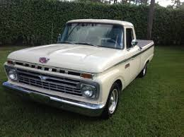 Sell used 1966 f-100. Mercury m-100 tribute. Just a sweet truck very ...