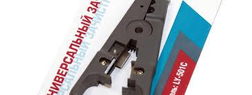 <b>Универсальный зачистной нож 5bites</b> LY-501C для UTP/STP и ...