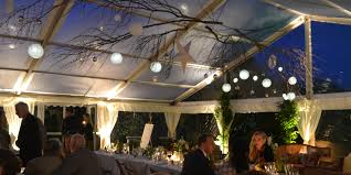 marque lighting. Autumn Wedding Marque Lighting