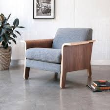 Lodge Lounge Chair from Gus* Modern | YLiving