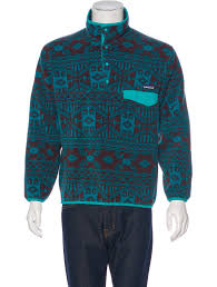 Patagonia Patterned Fleece Delectable Patagonia Fleece Patterned Sweatshirt Clothing WPATG48 The
