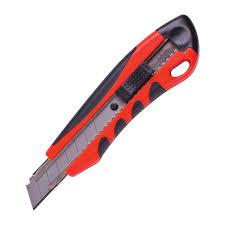 <b>Нож канцелярский</b> 18 мм <b>BRAUBERG</b> «Universal», 3 лезвия в ...