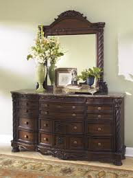 North Shore Bedroom Mirror | B553-36 | Mirrors | FlexPay Furniture