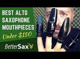 Meyer Mouthpiece Chart Best Alto Sax Mouthpieces Under 150