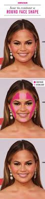 makeup tips tutorials how to contour if you have a round face shape women w the women s magazine for fashion beauty trends