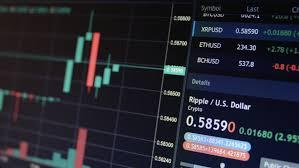 Online Stock Market Ripple Xrp Stock Footage Video 100 Royalty Free 1017176632 Shutterstock