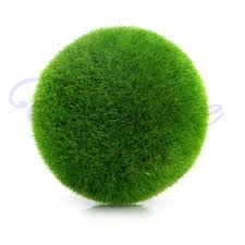 Decorative Moss Balls Wholesale Fashion Artificial Simulation Fresh Moss Balls Green 37
