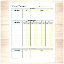 Workout Schedule Gym Calendar Plan Pdf – Otograf Site