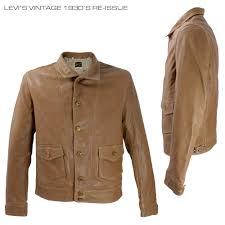 1930s leather jacketlevis
