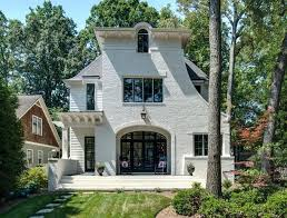 painted brick exteriors exterior ideas painting house before and after