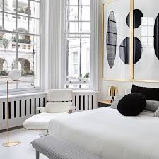 white furniture bedroom. for those who love swoonworthy interiors with a modern glam pov bedroom art white furniture