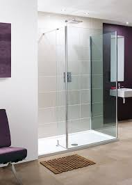 lakes 1200 x 800mm 3 panel walk in shower enclosure with return tray 64421 p jpg