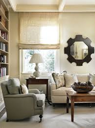 Interior decorator atlanta family room Minimalist Roman Shades Atlanta Ideas Mellanie Design Inside Inspirations 15 Atlanta Rustic Modern Dining Room Farmhouse With Roman Shades White