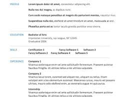 Free Downloadable Resume Resume Free Resume Templates Downloads Word Wonderful Free Online 17
