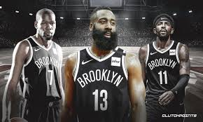 For more info, see our privacy policy. Nets News James Harden Intrigued With Kevin Durant Kyrie Irving Team