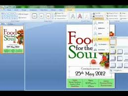 Create A Poster In Powerpoint Poster Making Using Microsoft Powerpoint