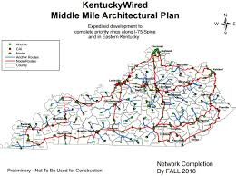 kentucky wired broadband project faces financial shortfall bevi kentucky wired broadband map