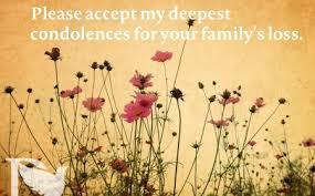 My Condolences Quotes Deepest Condolences Quotes 16