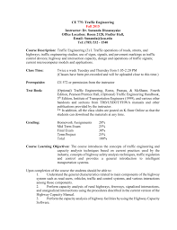 CE 775: Traffic Engineering