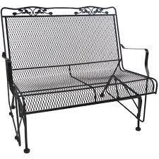 full size of bench outsunny patio double glider bench swing chair rocker heavy duty rocking