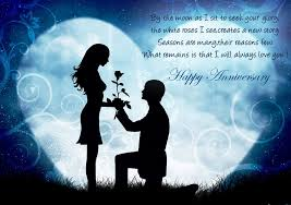 Happy marriage Anniversary wishes, SMS, Greetings, Images ... via Relatably.com