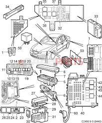 13266316 saab relay genuine saab parts from esaabparts com diagram image 45