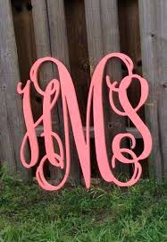 wooden monogram letters for wall painted wooden monogram monogram wall hanging wedding monogram wooden letters nursery wooden monogram letters for wall