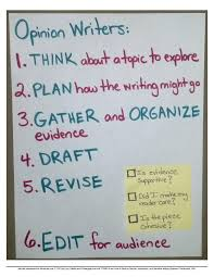 Narrative Writing Anchor Chart 5th Grade Www