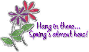 Image result for spring is coming