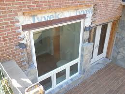 a brick wall to install a window