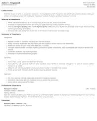 farm hand resume samples visualcv resume samples database Resume Template