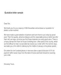 Letter Format Templates Custom Filed Under Request For Quote Sample Template Templates Powerbotsco