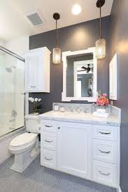 20 Small Bathroom Before And Afters  HGTVBest Colors For Small Bathrooms