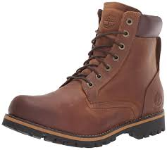 timberland earthkeepers rugged 6 waterproof men s short boots co uk shoes bags