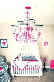 baby room chandelier green girl nursery ceiling light funky